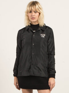 Coach-Jacke Brewster - Black