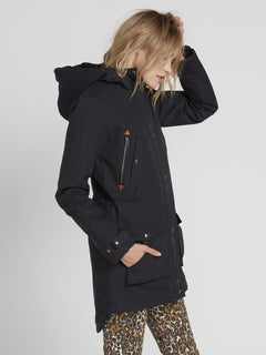 Walk On By 5K Parka - Black (B1531950_BLK) [3]