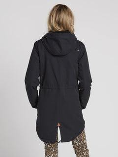 Walk On By 5K Parka - Black (B1531950_BLK) [B]