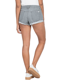 Shorts Stoned Rolled - Grey Vintage