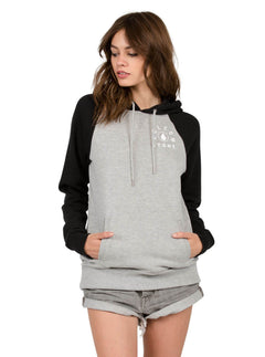 Hoodie Commin Back - Heather Grey