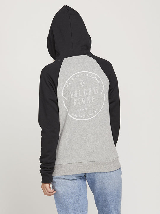 Mind Your Hoodie - Heather Grey