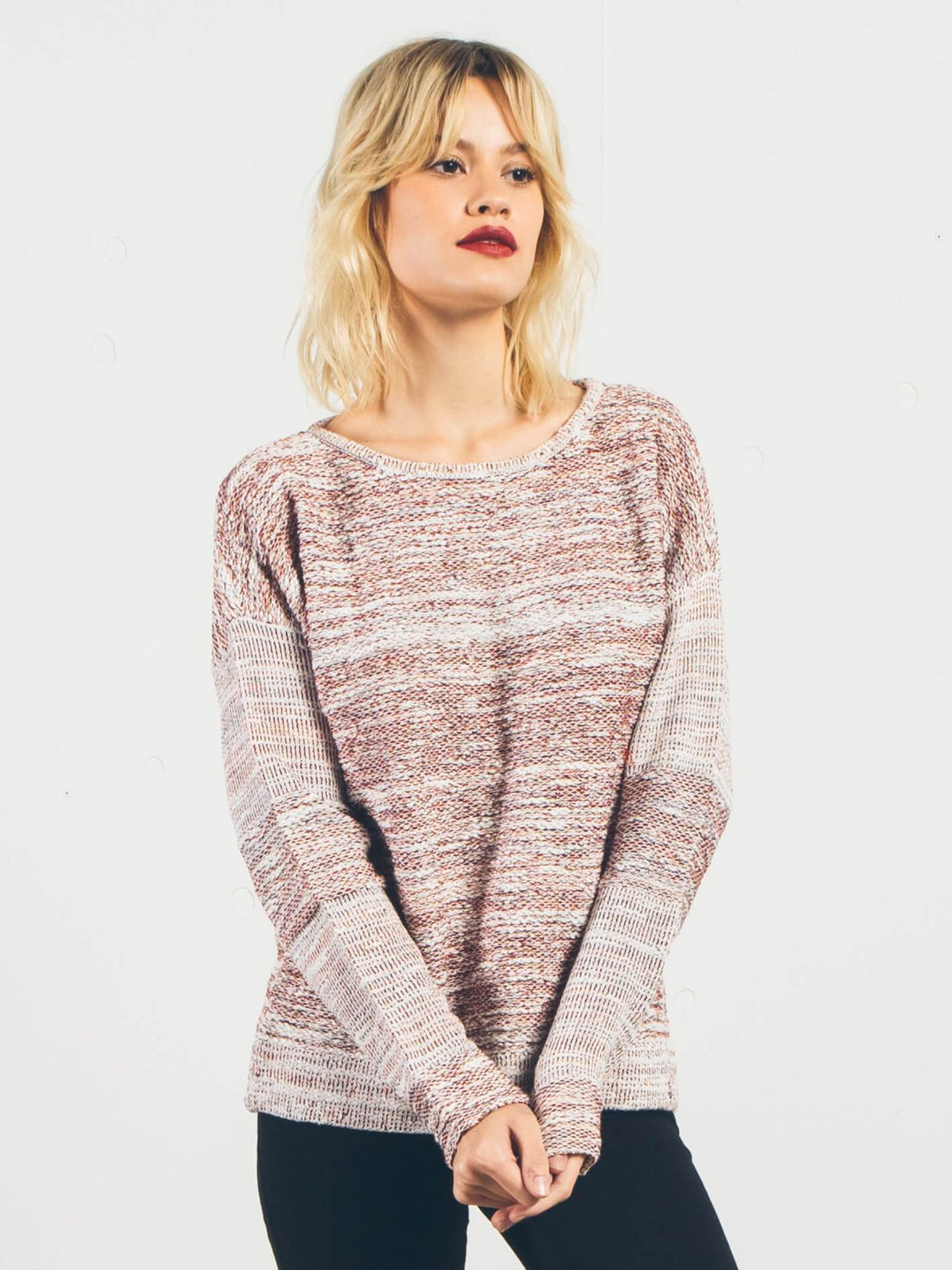 Pullover Breakin' It In - Star White