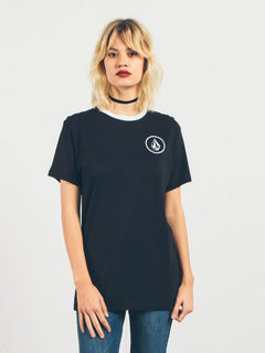 T-Shirt Simply Stoned - Black
