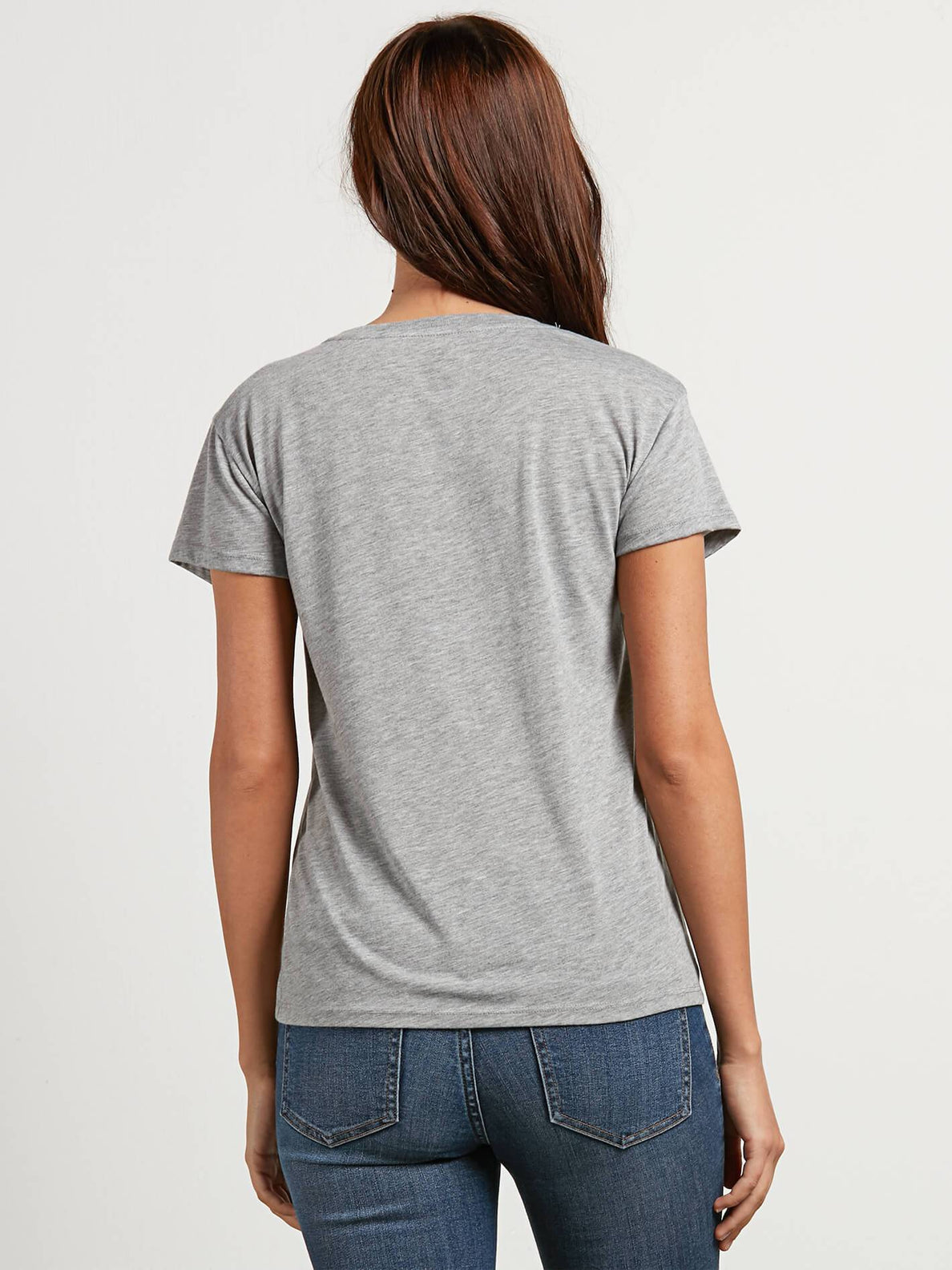 Easy Babe Rad 2  T-shirt - Heather Grey