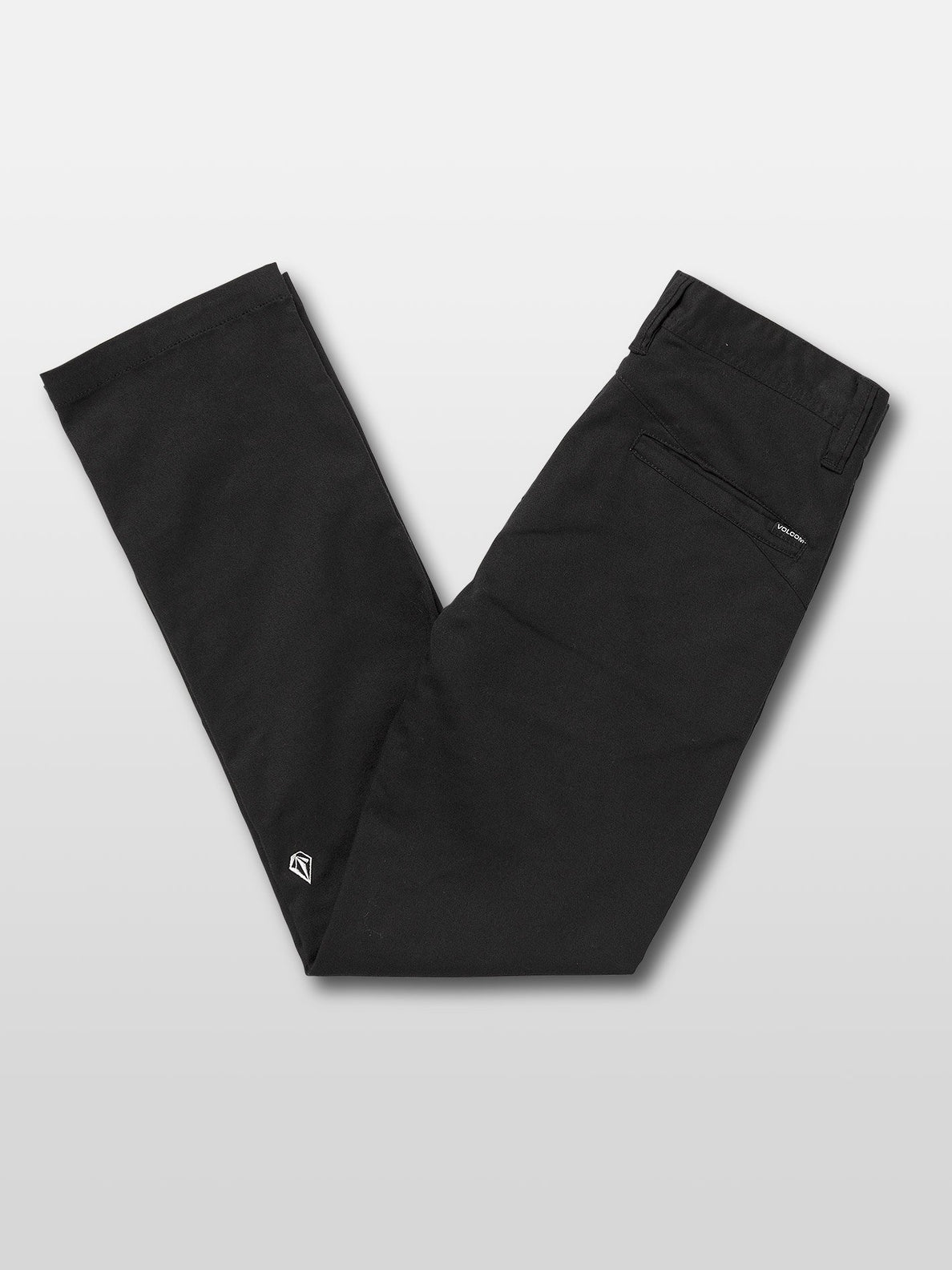 Frickin Modern Stretch Chinohosen - BLACK (Kinder)
