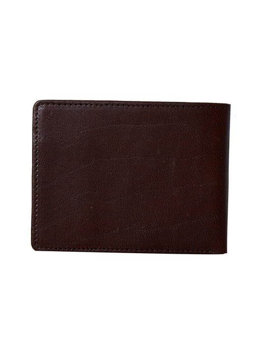 Portemonnaie Volcom Leather - Brown