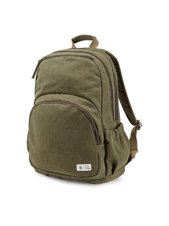 Rucksack Fieldtrip Canvas - Dark Camo