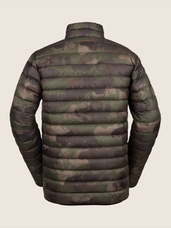 Puff Puff Give Jacke - Camouflage