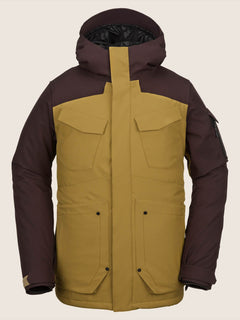 Vco Inferno Jacke - Resin Gold