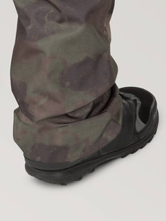 Roan Bib Overall - Camouflage