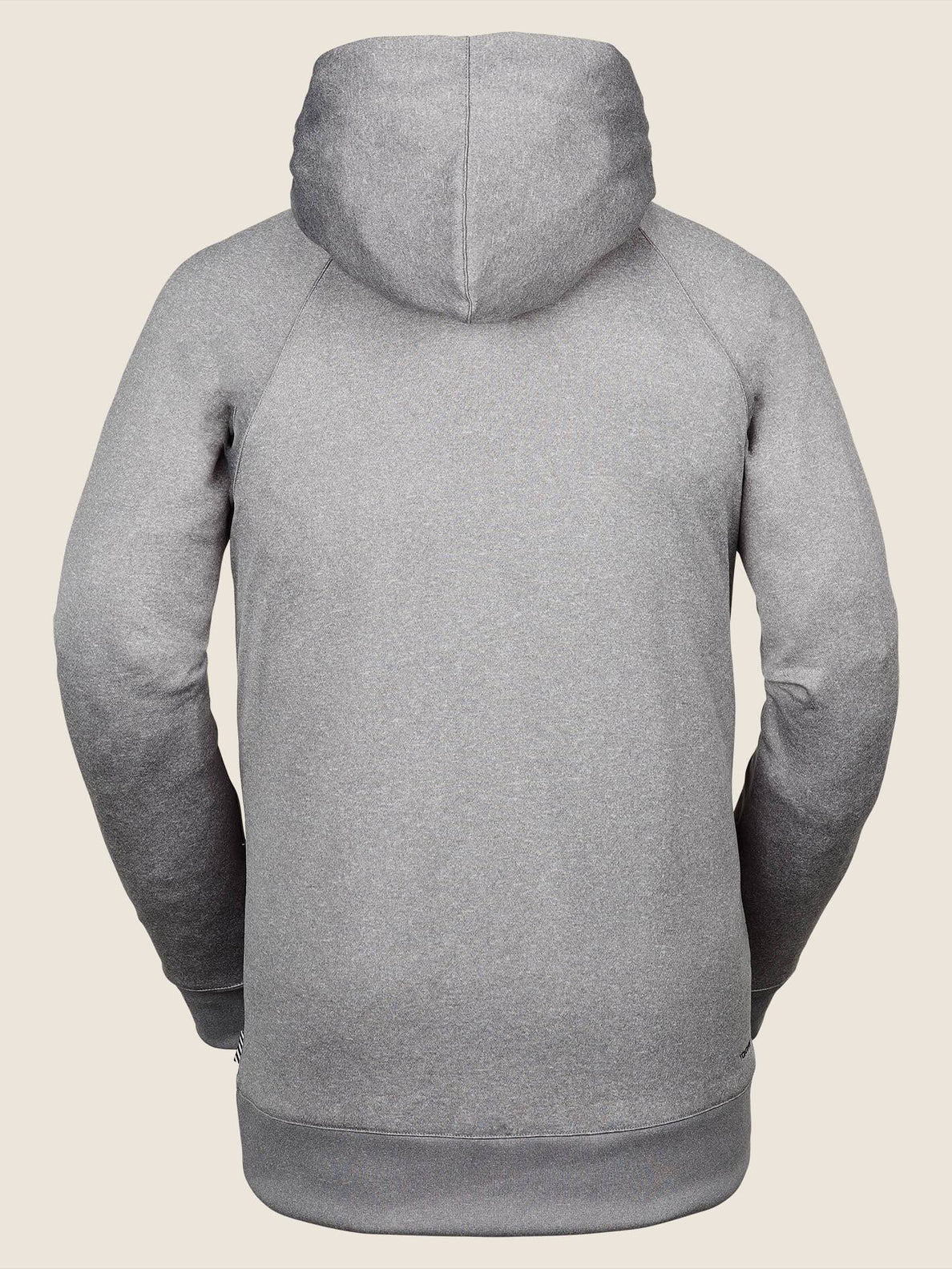 Hydro Riding Hoodie - Heather Grey