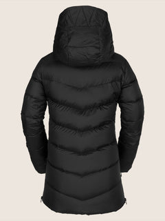 Structure Down Jacke - Black