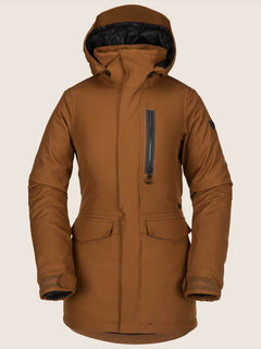 Shelter 3D Strch Jacke - Copper