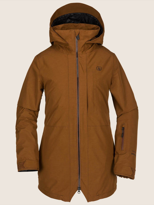 Iris 3-In-1 Gore Jacke - Copper