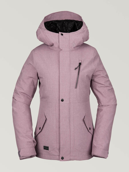 Ashlar Ins Jacket Snowboardjacke - PURPLE HAZE