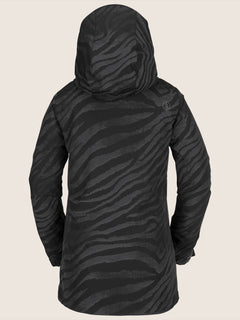 Kuma Jacke - Black On Black