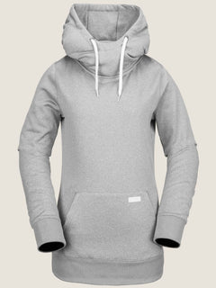 Yerba P/Over Sweatshirt - Heather Grey