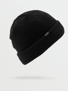 SWEEP LINED BEANIE (J5852100_BLK) [F]