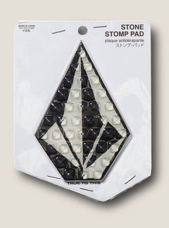 Stomp-Pad Stone - Black (Kinder)