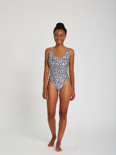 Coral Morph 1 piece Swimsuit - Multi (O3012104_MLT) [8]