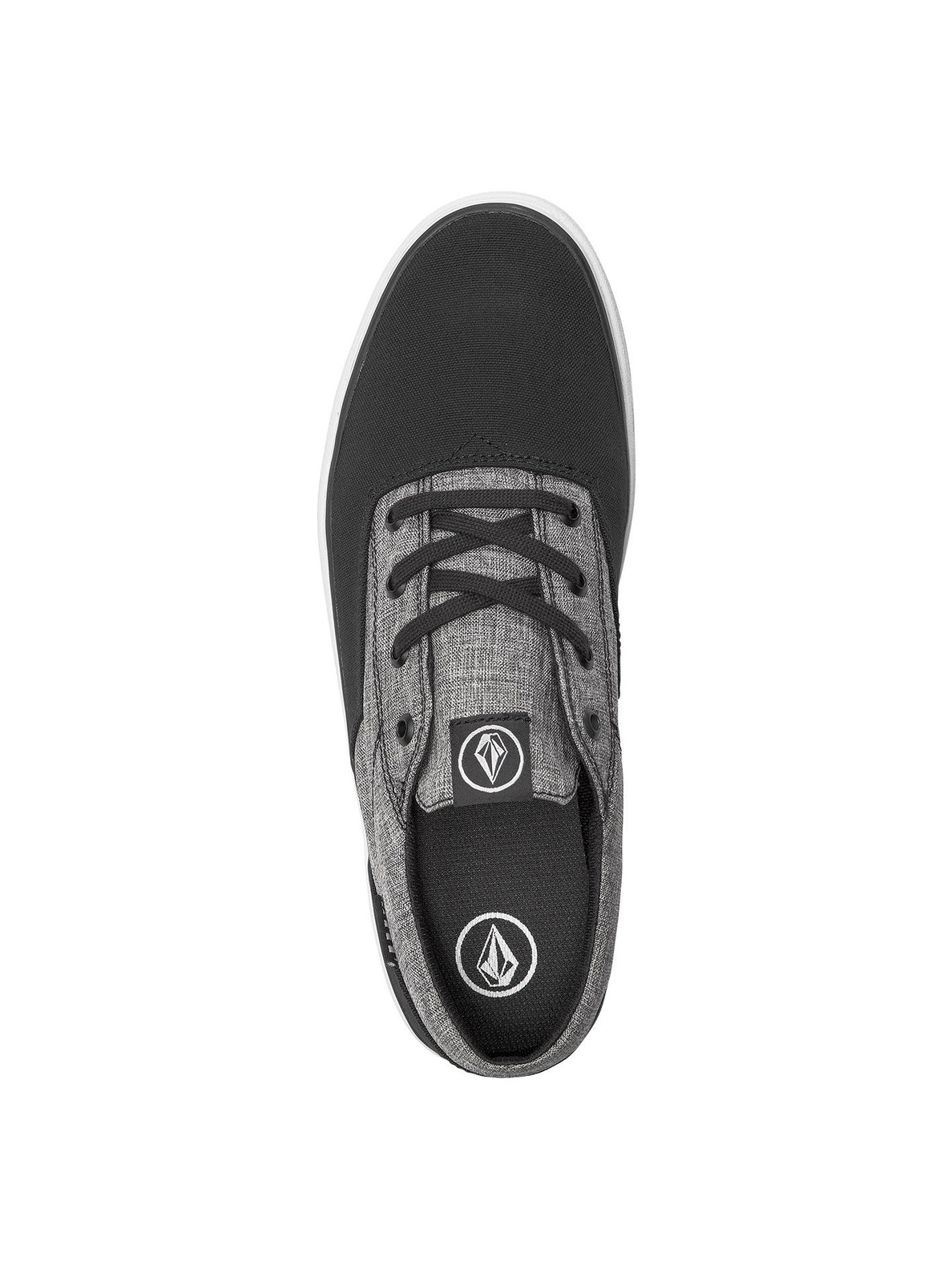 Draw Lo Shoe - Heather Black (V4031710_HBK) [B]