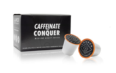 Caffeinate and Conquer Pods