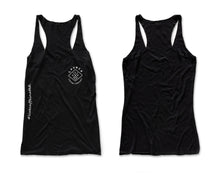Load image into Gallery viewer, #Livecaffeinated Racerback Tank