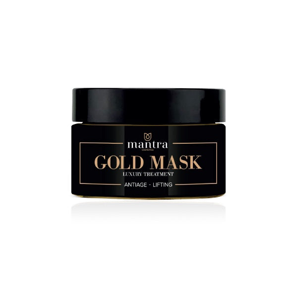 GOLD MASK luxury treatment