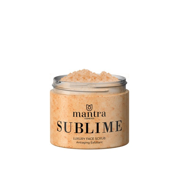SUBLIME Face scrub