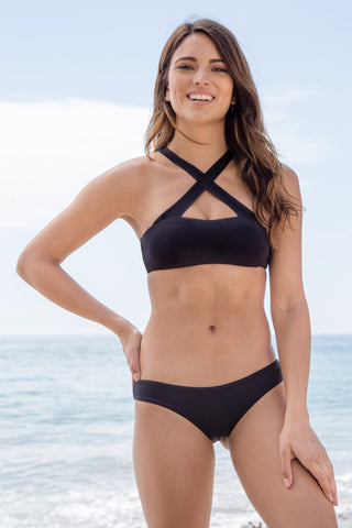 Billabong - Sol Searcher Isla Bottom | Black - The Girl and The Water - 2