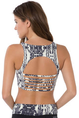 O'Neill - Vamp Cropped Halter | White - The Girl and The Water - 2