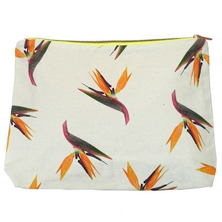 Samudra - Birds of Paradise Pouch