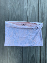 The Girl & The Water - Le Bikini Pouch | Serpent
