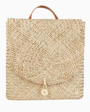 Billabong - Changing Tides Straw Backpack | Natural