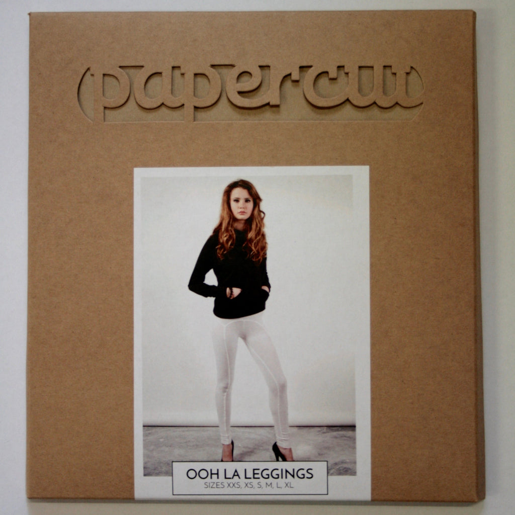 Papercut Patterns Ooh La Leggings