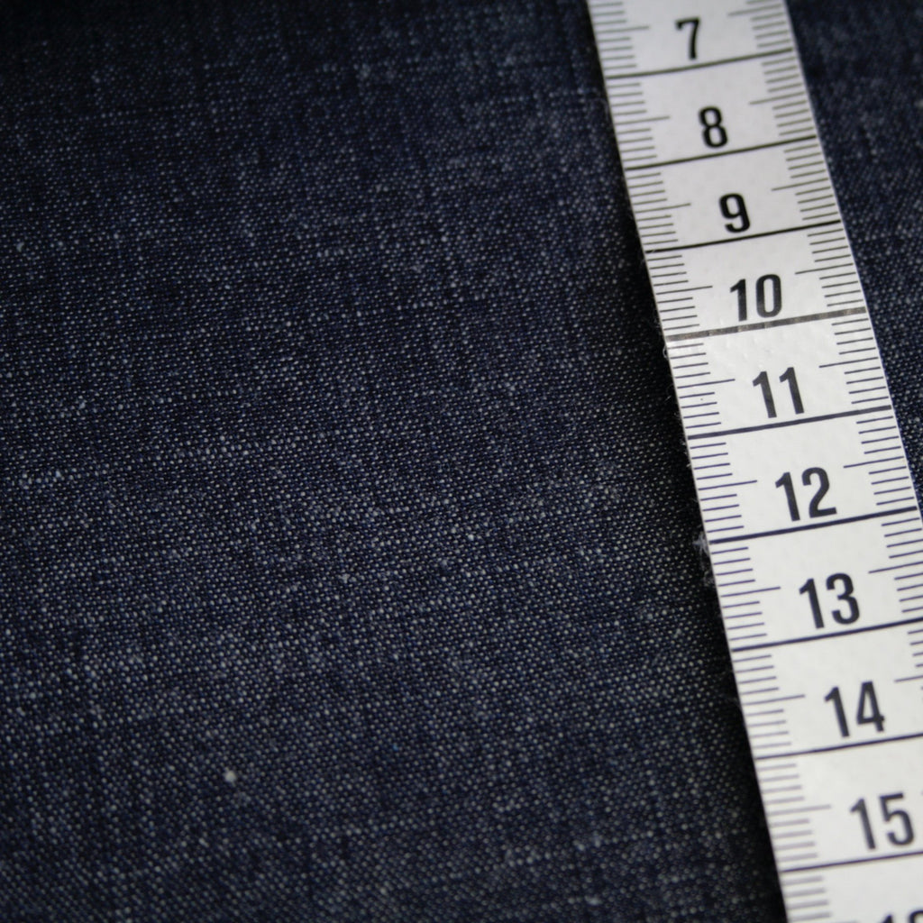 Japanese 8oz Military Chambray, 100% cotton