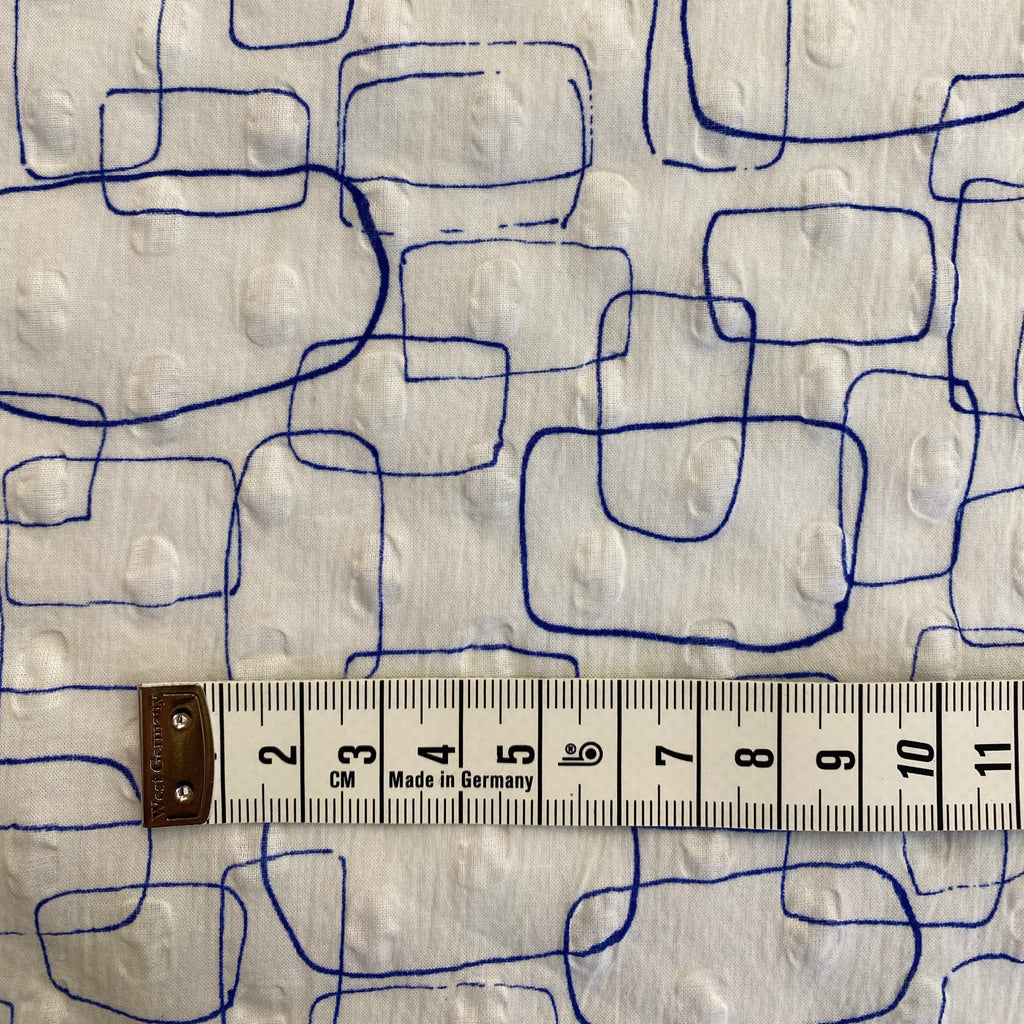 70% cotton 30% linen shirting-weight Japanese twill - Deep Teal