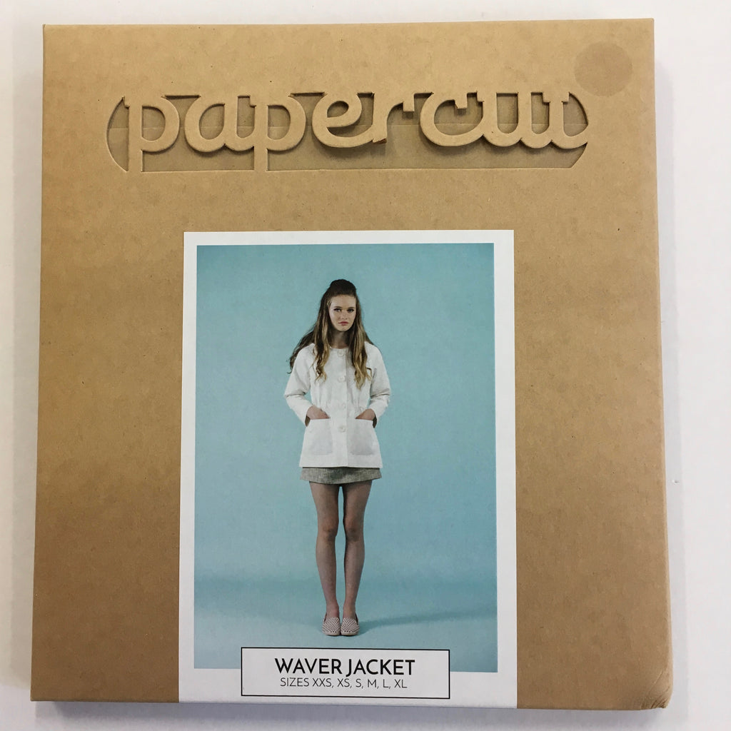Papercut Patterns Waver Jacket