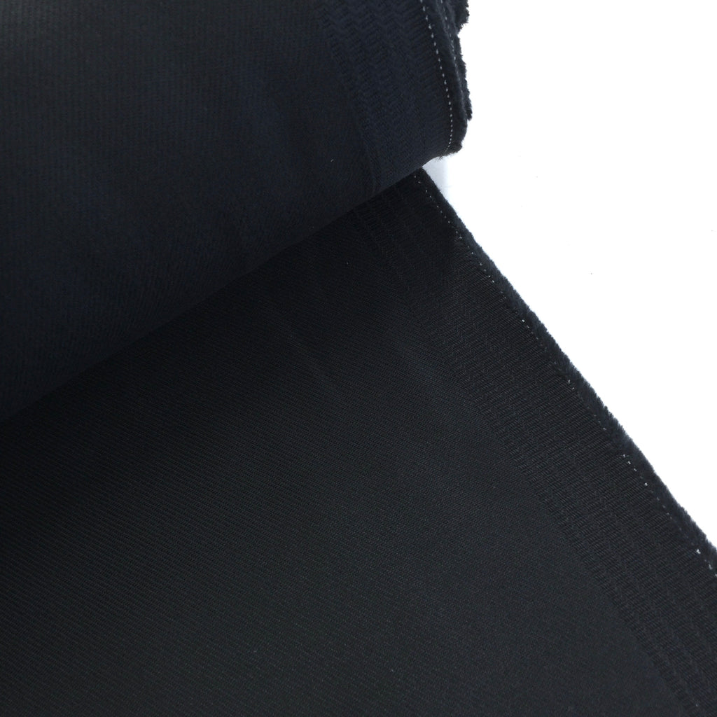 Japanese Heavy Stretch Twill - Midnight