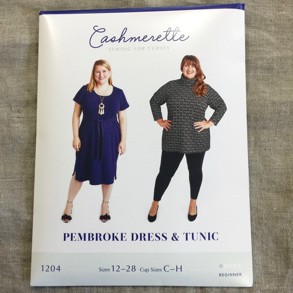 Cashmerette Patterns Pembroke Dress & Tunic