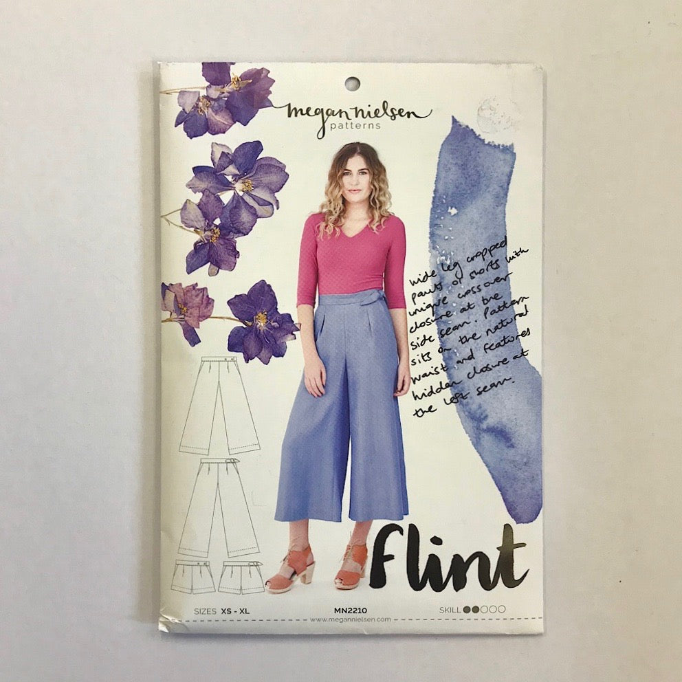 Megan Nielsen - Flint pants/shorts pattern