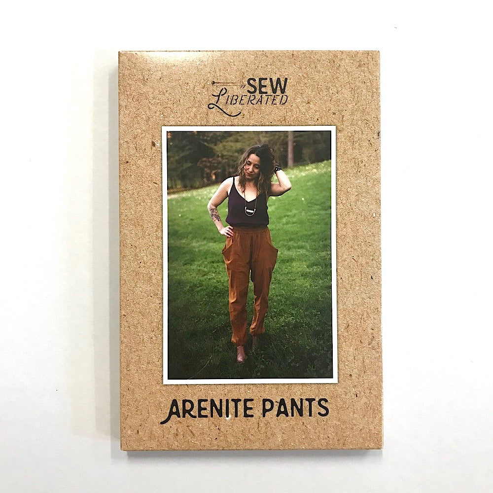 Sew Liberated - Arenite Pants pattern