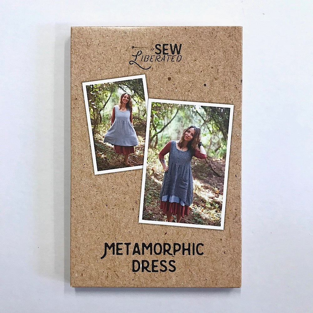 Sew Liberated - Metamorphic Dress pattern