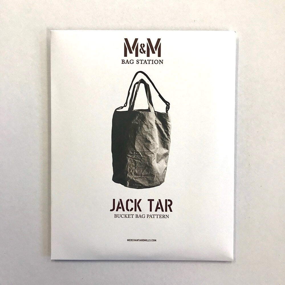 Merchant and Mills - Jack Tar bag pattern