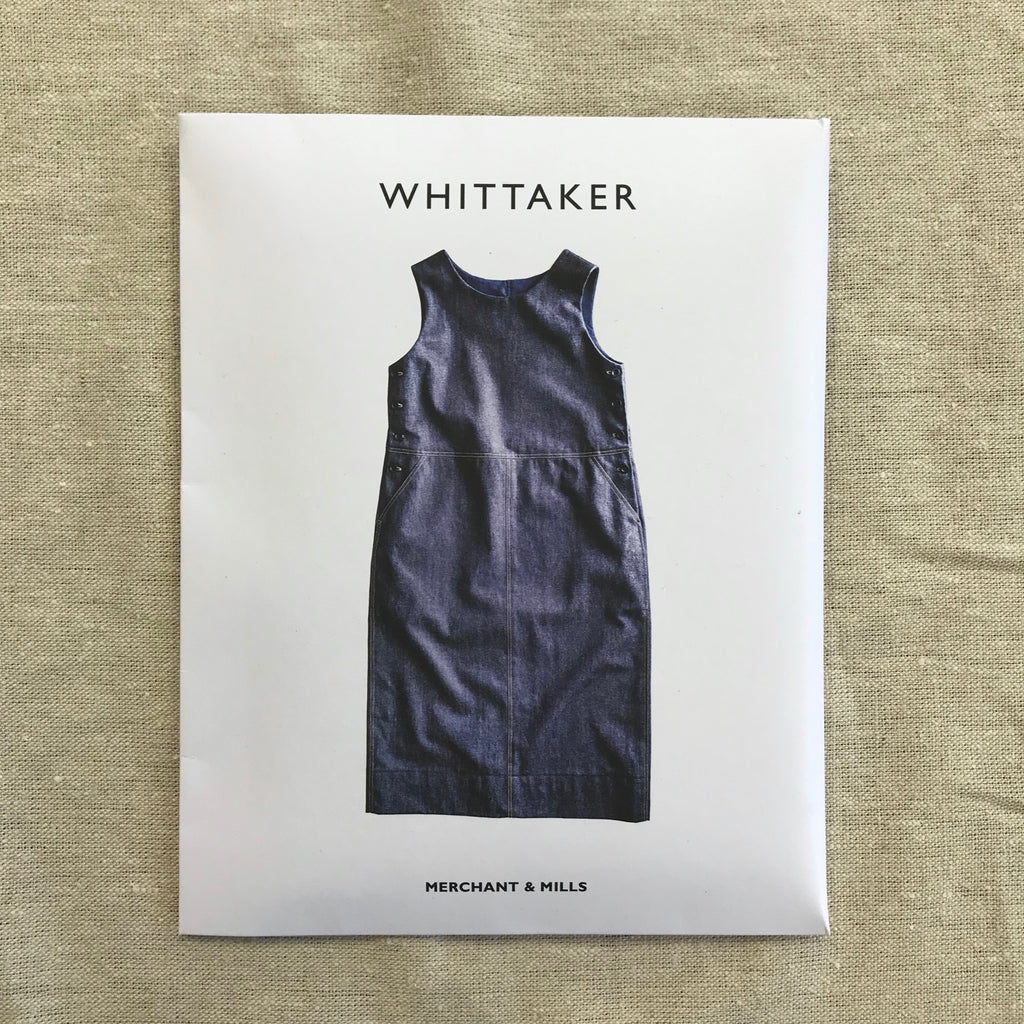 Merchant & Mills The Whittaker pattern