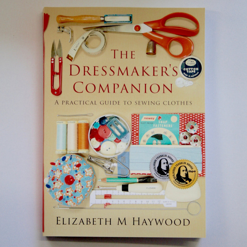 The Dressmaker's Companion by Elizabeth M Haywood