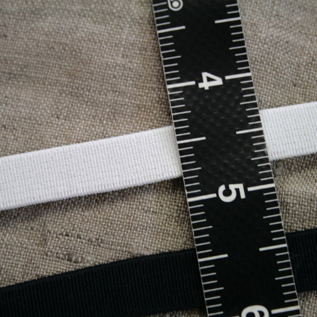 Elastic, High Density 12mm/half inch