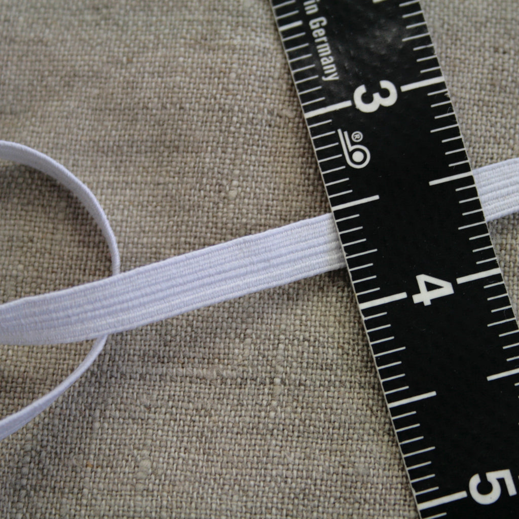 Elastic, Extra Strong Non-Twist, 6mm/quarter inch