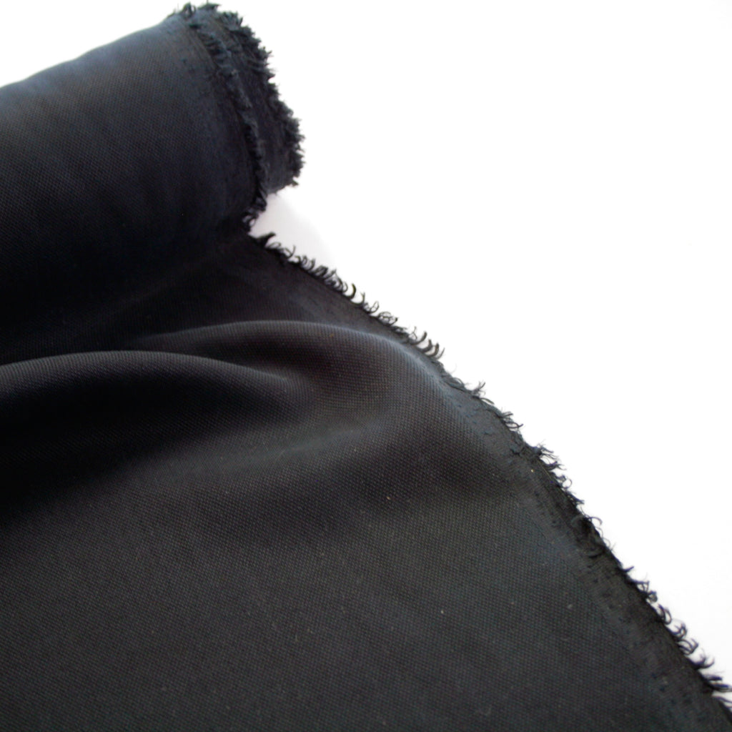 100% Tencel mid-weight, Dusty Black